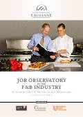 F&B Chair Booklet Kitchen chef and manager