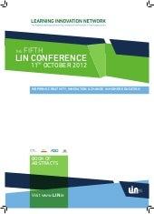 2012 Conference Book of abstracts