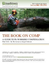 The Book On Workers Compensation
