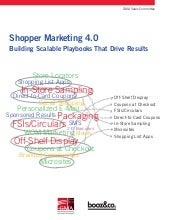 Booz GMA Shopper Marketing Overview