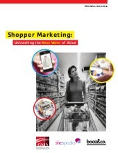 Booz Gma Shopper Marketing 2009