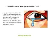 Borderline - TLP- trastorno limite ...