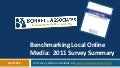 Borrell 2012 benchmarking local digital media april 2012