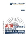 Borrell Auto Advertising Executive Summary Nov2009[1]