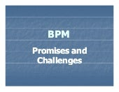 Bpm The promise