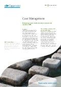 Case Management: Managing chaos: unstructured processes and dynamic BPM