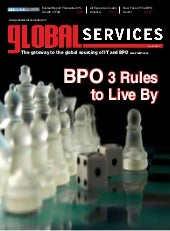 BPO: 3 Rules To Live By