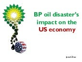 BP Deepwater Horizon oil spill's im...
