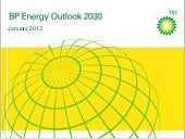 BP Energy Outlook 2030