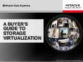A Buyer's Guide to Storage Virtuali...
