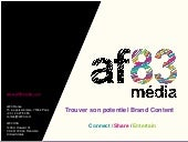 Brand content by David Cezon, af83m...