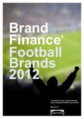 Brand Finance Football Brands 2012