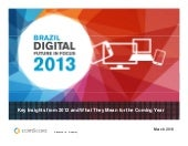 Brazil Digital Future in Focus 2013...