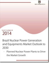 Brazil Nuclear Power Generation and Equipments Market Report to 2030