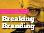 A Story of Personal Branding