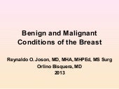 Overview of Breast Health Problems ...