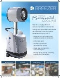 Power Breezer for Events & Parks