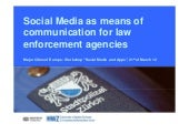 Social Media as means of communicat...