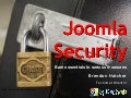 Brendon Hatcher Joomla Security