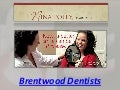 Brentwood dentists