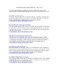 SEO Articles for June 10, 2011