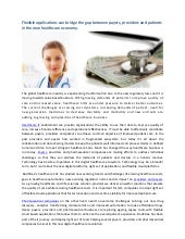Healthcare Payers | Healthcare Providers | Healthcare Analytics