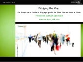 Bridging the gap - Engaging with th...