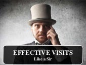 BrightonSEO Effective Visits like a sir