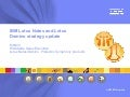 Lotus Notes/Domino Update - UK Lotus Users Group, September 2008