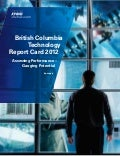 British Columbia Technology Report Card 2012