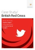 British Red Cross Adapts Social Strategy for Campaign Success