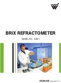 Brix Refractometer by ACMAS Technologies Pvt Ltd.