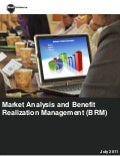 Market Analysis and Benefit Realization Management (BRM)