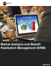 Market Analysis and Benefit Realiza...