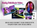 Grow and Connect Your Church Online with Video and Social Media