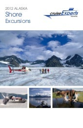 Cruise Experts Travel Alaska Shore ...