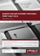 Europe Online Payment Methods: Firs...