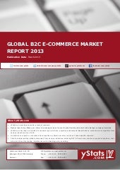 Global B2C E-Commerce Market Report...