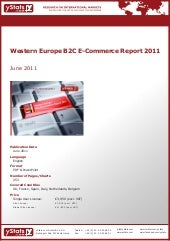 Western Europe B2C E-Commerce Repor...