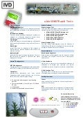 sensit Rapid tests