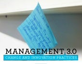 MANAGEMENT 3.0 - change and innovat...