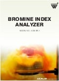 Bromine Index Analyzer by ACMAS Technologies Pvt Ltd.