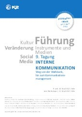 K2 - Tagung Interne Kommunikation 2012