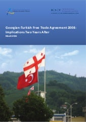 Georgian-Turkish Free Trade Agreeme...