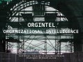 OrgIntel: Organizational Intelligence