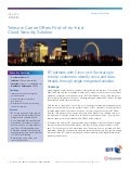 BT Global Services UK Offers First-of-its-Kind Cloud Security Solution