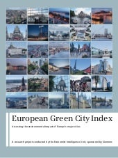 Bucharest green city_index