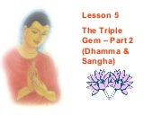 Buddhism for you lesson 05-the trip...