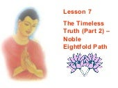 Buddhism for you lesson 07-noble ei...
