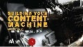 Building A Content Marketing Machine - Vertical Measures Webinar